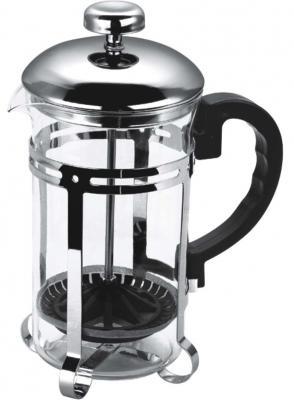 Чайник Bekker BK-316 серебристый 0.6 л металл/стекло