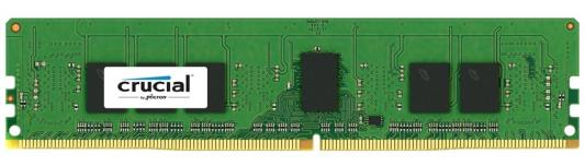 Оперативная память 4Gb PC4-17000 2133MHz DDR4 DIMM Crucial CT4G4WFS8213