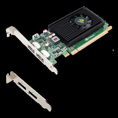 Видеокарта 1024Mb PNY Quadro NVS 310 PCI-E DP VCNVS310DP-1GBBLK-1 OEM
