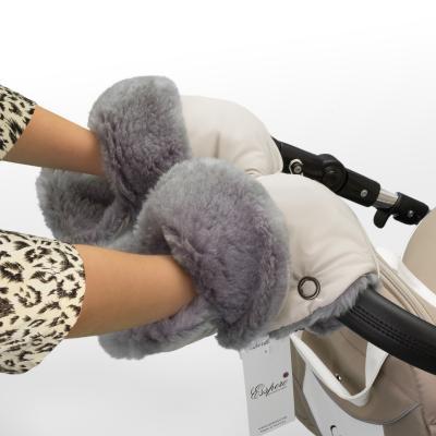 Муфта-рукавички для коляски Esspero Christoffer (beige)