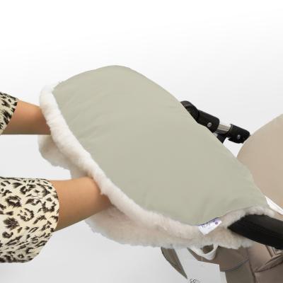 Муфта для рук на коляску Esspero Soft Fur (beige)