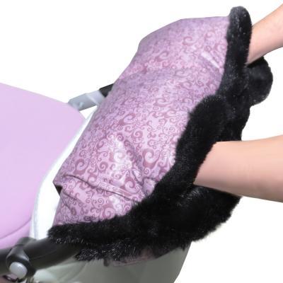 Муфта для рук на коляску Esspero Luisa (pink)