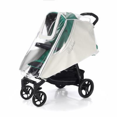 Дождевик для коляски Esspero Cabinet Leatherette (white)