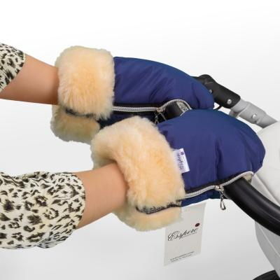 Муфта-рукавички для коляски Esspero Double (navy)