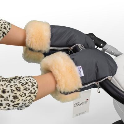 Муфта-рукавички для коляски Esspero Double (grey)