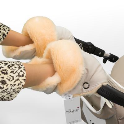 Муфта-рукавички для коляски Esspero Oskar (beige)