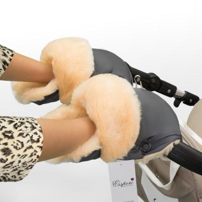 Муфта-рукавички для коляски Esspero Oskar (grey)