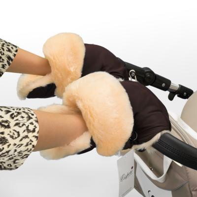 Муфта-рукавички для коляски Esspero Oskar (chocolat)
