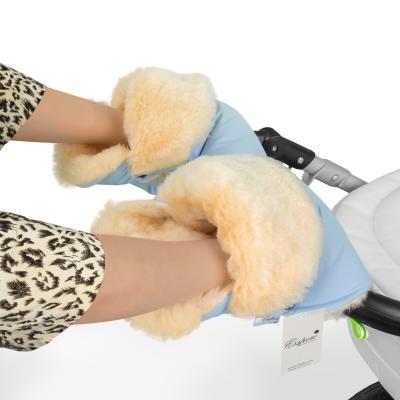 Муфта-рукавички для коляски Esspero Oskar (blue mountain)