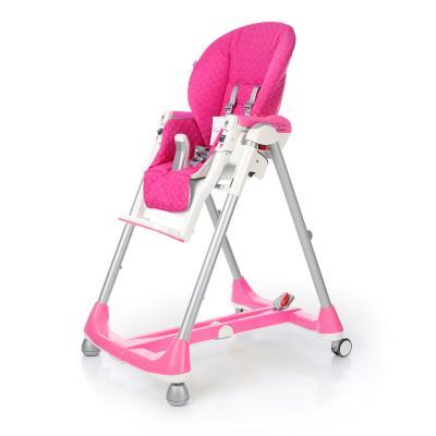 Сменный чехол  Esspero Bright для стульчика Peg-Perego Diner (pink)