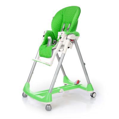 Сменный чехол  Esspero Bright для стульчика Peg-Perego Diner (green)