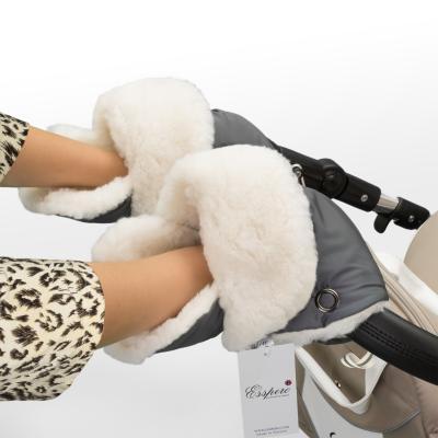 Муфта-рукавички для коляски Esspero Christer (grey)
