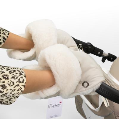 Муфта-рукавички для коляски Esspero Christer (beige)