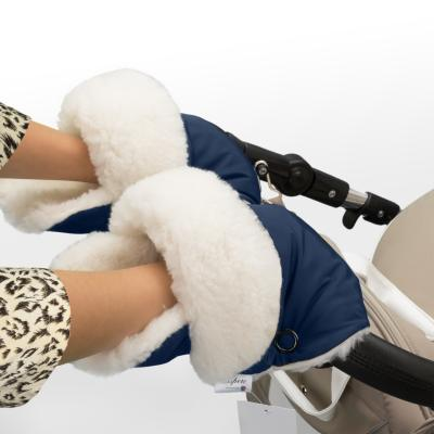 Муфта-рукавички для коляски Esspero Christer (navy)