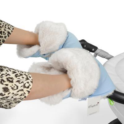 Муфта-рукавички для коляски Esspero Christer (blue mountain)