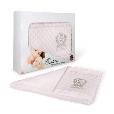 Комплект постельного белья в коляску 5 предметов Esspero Conny (royal pink)