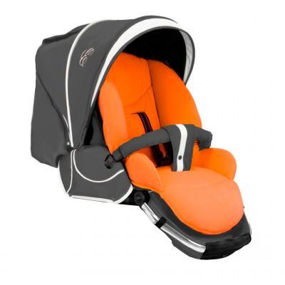 Матрас в детскую коляску Esspero Soft-Memory (orange)