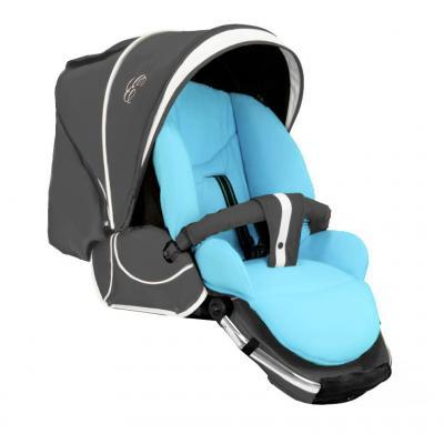 Матрас в детскую коляску Esspero Soft-Memory (blue)