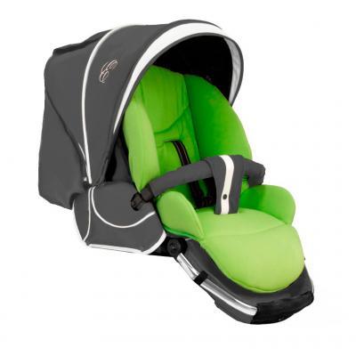 Матрас в детскую коляску Esspero Soft-Memory (green)