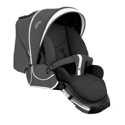 Матрас в детскую коляску Esspero Soft-Memory (black)