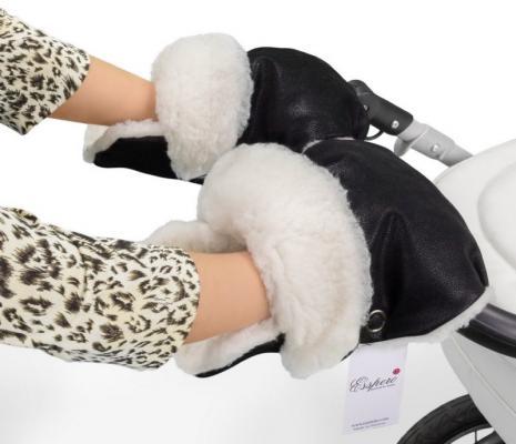 Муфта-рукавички для коляски Esspero Gretta (brown)