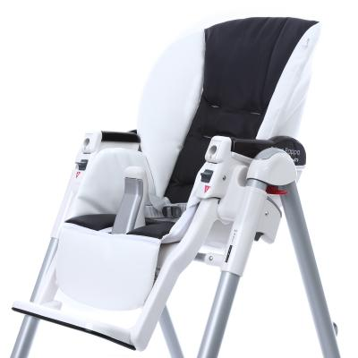 Сменный чехол Esspero Sport для стульчика Peg-Perego Diner (white/black)