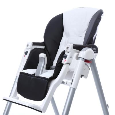 Сменный чехол Esspero Sport для стульчика Peg-Perego Diner (black/white)