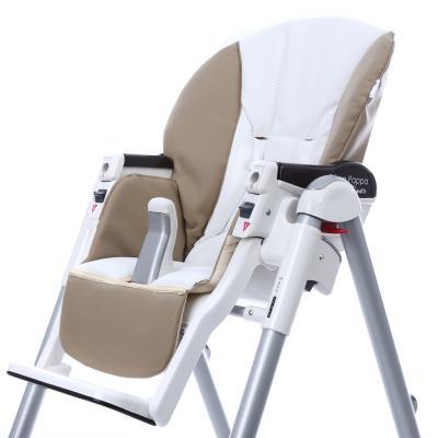 Сменный чехол Esspero Sport для стульчика Peg-Perego Diner ( beige/white)