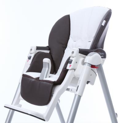 Сменный чехол Esspero Sport для стульчика Peg-Perego Diner (brown/white)