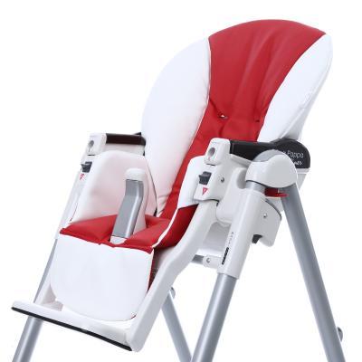 Сменный чехол Esspero Sport для стульчика Peg-Perego Diner (white/red)