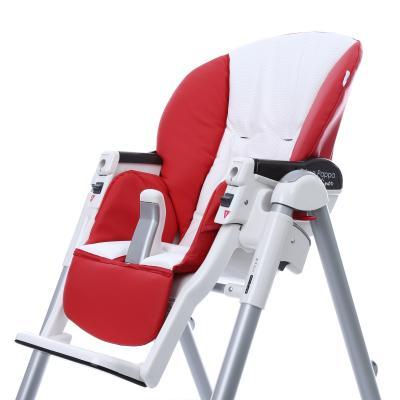 Сменный чехол Esspero Sport для стульчика Peg-Perego Diner (red/white)