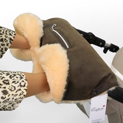 Муфта для рук на коляску Esspero Isabella (brown)