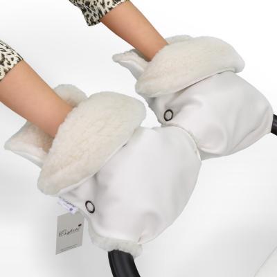 Муфта-рукавички для коляски Esspero Margareta (white)