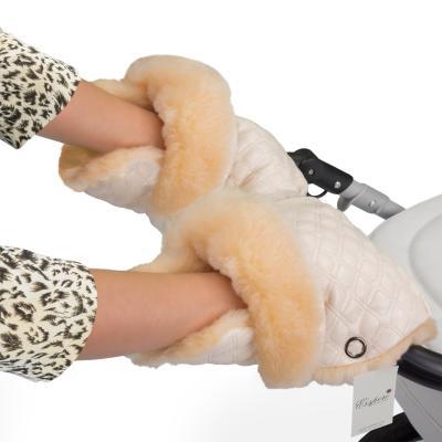 Муфта-рукавички для коляски Esspero Carina (cream)