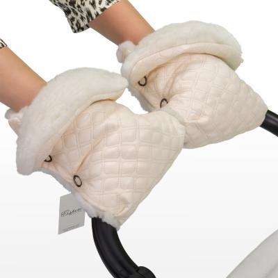 Муфта-рукавички для коляски Esspero Karolina (cream)