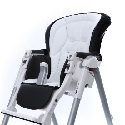 Сменный чехол для стульчика Peg-Perego Best Esspero Sport (black/white)