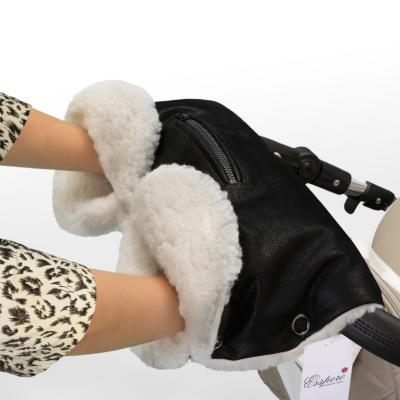 Муфта для рук на коляску Esspero Stella (black)