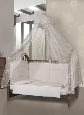 Балдахин на кроватку Esspero (shine beige)