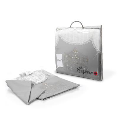 Комплект постельного белья 3 предмета Esspero Grand Brougham (grey)
