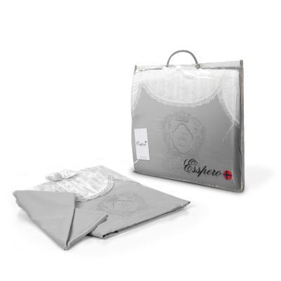 Комплект постельного белья 3 предмета Esspero Grand Royal (grey)