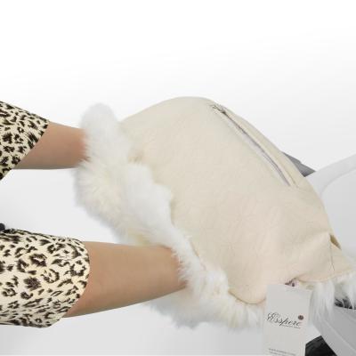 Муфта для рук на коляску Esspero Julia (cream ST)