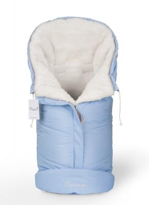 Конверт в коляску Esspero Sleeping Bag white (blue mountain)