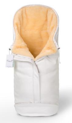 Конверт в коляску Esspero Sleeping Bag Lux (white)