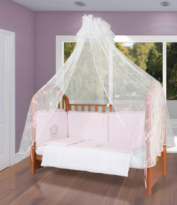 Сменное постельное белье Esspero E-Royal (pink)