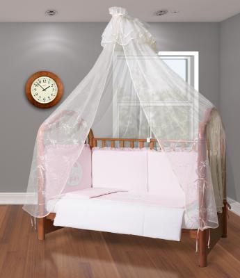 Сменное постельное белье Esspero Bears The Moon (pink)