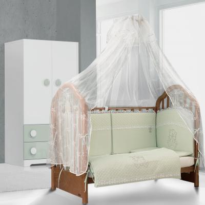 Сменное постельное белье Esspero Teddy Cristal (green)