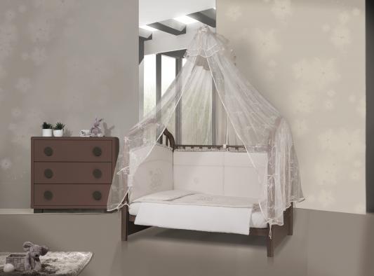 Сменное постельное белье Esspero Diamonds (white)