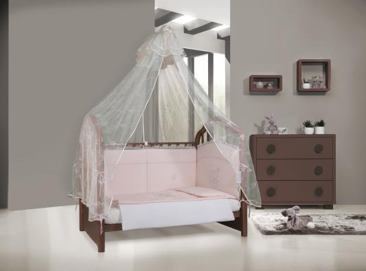 Сменное постельное белье Esspero Diamonds (pink)