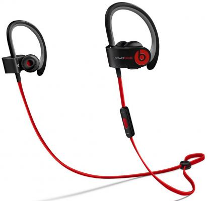 Наушники Apple Beats Powerbeats 2 Wireless черный MHBE2ZE/A