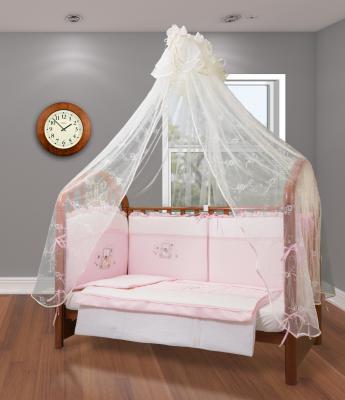Сменное постельное белье Esspero Elona (pink)